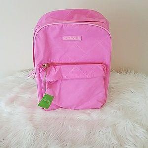 Vera Bradley Pink Backpack NWT